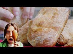 Cómo hacer pan casero: GENIAL para principiantes/ Recetas de Pan - Paulina Cocina - YouTube