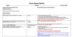 Provo Farm to School recipes (http://www.farmtoschool.org/resources-main/provo-city-school-district-recipes-with-local-food-items  )