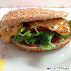 Sándwich de verano - La dieta ALEA - blog de nutrición y dietética, trucos para adelgazar, recetas para adelgazar