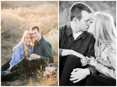 Sandy Downs Engagements by Kendra Sue Photography