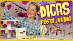 Tips for typical festival in Brazil =DiY - YouTube