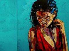 ArtAffair – Galerie für moderne Kunst | Anna Bocek: The Ocean