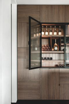 Home Bar Interior Design . Home Bar Interior Design . Bar Interior, Kitchen Interior, Interior Design, Interior Doors, Kitchen Decor, French Interior, Kitchen Ideas, Home Bar Furniture, Cabinet Furniture