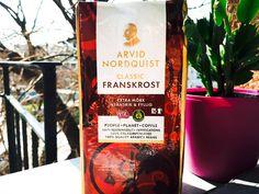 """""""Ez a finomság egyenesen Svédországból érkezett hozzánk 😊 @arvid_nordquist #franskrost…"""""""