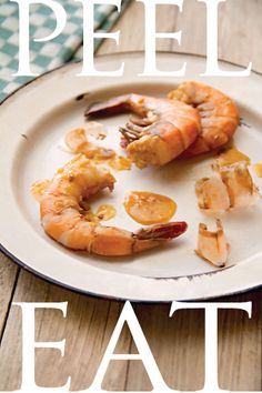 Peel and Eat Shrimp | Sippity Sup