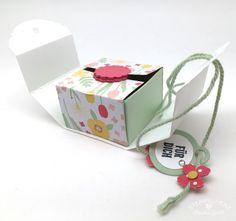 Stampin  Groeten mini chocolade dozen 02