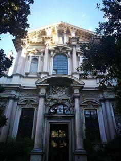 Buongiorno #Milano Da San Paolo Converso #milanodavedere Milano da Vedere