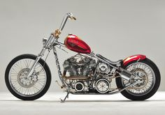 Bloody Knuckle – Indian Larry Motorcycles