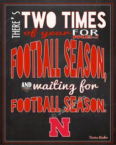 Nebraska Cornhuskers Football Season