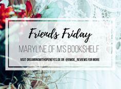 Friends Friday Interview:  Maryline of M's bookshelf