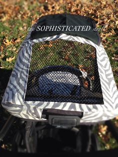 Stroller accessory // stroller accessories // UppaBaby Canopy Custom Comfort by SophisticatedStroll // & Customizable // UppaBaby Canopy // Stroller Canopy // stroller ...
