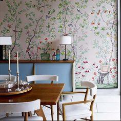 Mesas de madeira para decoração da sala de jantar da sua casa.