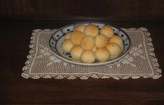 Pão de queijo sequinho