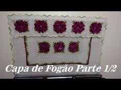 VÍDEO AULA: Capa de Fogão- PARTE1 - YouTube
