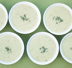 Super Simple Fennel and Zucchini Soup - Low Carb, Gluten Free, Sugar Free, Dairy Free - Preheat to 350˚
