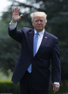 President Donald J. Trump! President of the USA!
