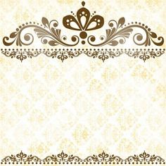 Gmail is email that's intuitive, efficient, and useful. Journal Pages Printable, Printable Labels, Printable Paper, Vintage Floral Backgrounds, Background Vintage, Stencils, Wedding Gift Tags, Borders And Frames, Stencil Patterns