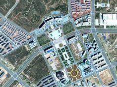 And Now Presenting: Amazing Satellite Images Of The Ghost Cities Of China