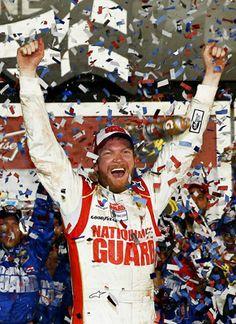 Dale Jr. wins the 2014 Daytona 500!!!!!!