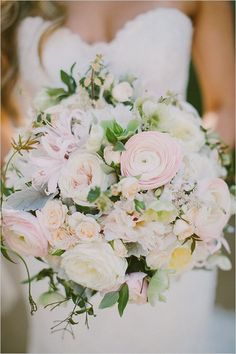 Take a look at the best blush wedding flowers in the photos below and get ideas for your wedding!!! Glamorous Blush Wedding Ideas to Inspire – blush bridal bouquet; Loove Photography via French Wedding Style Image source Groom buttonhole idea.… Continue Reading →