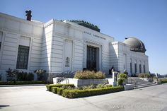 """Rebel Without A Cause Movie Location Griffith Observatory, 2800 East Observatory Road, Griffith Park, Los Angeles. """"I got the bullets!"""" – Jim (James Dean)fails to save Plato (Sal Mineo) in the climactic shoot-out at the Observatory. Jim James, James Dean, Rebel Without A Cause, Going To California, Griffith Observatory, Griffith Park, Filming Locations, Bullets, Fails"""
