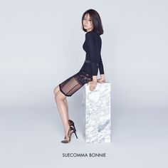 OMONA THEY DIDN'T! Endless charms, endless possibilities ♥ - Gong Hyo Jin for Suecomma bonnie F/W