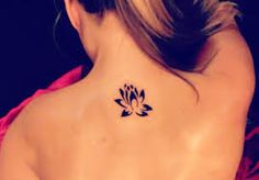 small lotus tattoo - Google Search