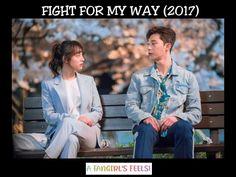 Fight For My Way #ParkSeoJoon #KimJiWon Lee Sung Kyung, Lee Joon, Fight My Way Kdrama, Hunger Games, Park Seo Joon, Bcbg, Kim Ji Won, Weightlifting Fairy Kim Bok Joo, Joo Hyuk