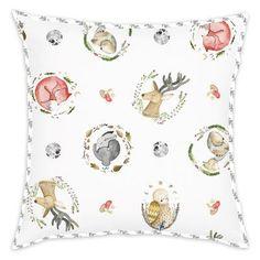 Viv + Rae Flora Cotton Throw Pillow
