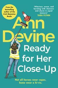 Meet Ann Devine, a riddle, wrapped up in a fleece, inside a Skoda Octavia and star of the hilarious debut novel from comedian Colm O'Regan.