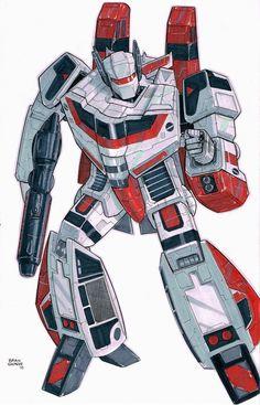 Transformers Jetfire, Transformers Optimus Prime, Original Transformers, Transformers Characters, Robotech Macross, Mecha Anime, Marvel Dc Comics, Gundam, Warriors
