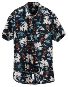 Hawaiian Shirt by H & M via welt.de #Hawaiian_Shirt #H_&_M #welt_de