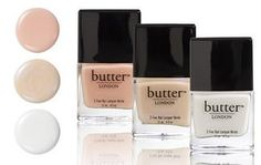 butter LONDON nudes
