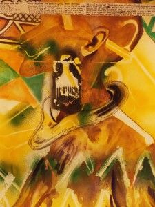 By: Ntombenhle Shezi (NtombenhleShezi) An interview with fine artist, Bukhosi Mzi Nyathi, who paints using Zimbabwean dollars as a part of his Abuse of Power campaign. Bukhosi Mzi Nyathi is a fine art Rogues, Fine Art, Painting, Painting Art, Paintings, Visual Arts, Painted Canvas, Drawings