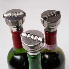 Запушалка за бутилка с код | Art and Blog