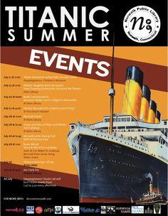Titanic events 7/28