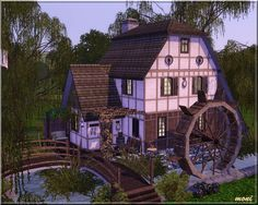 The Mill / The Sims 3 (download)