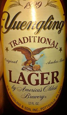 Review: Yuengling Traditional Lager