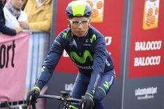 Nairo at the Giro today