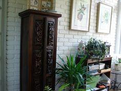Client photo - Indonesian reclaimed teak cabinet from gadogado.com