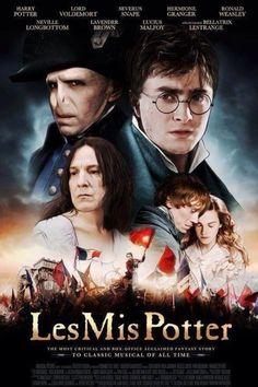 Les Mis Harry Potter version.