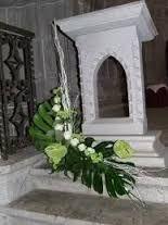 Resultado de imagen de arranjos florais para finados