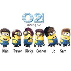 O2l minions lol