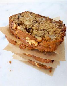 Ricotta banana nut bread recipe nut bread recipe banana nut ricotta banana nut bread forumfinder Choice Image