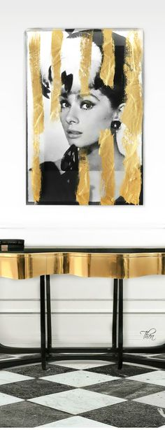 ~Gold Glamour Décor | The House of Beccaria