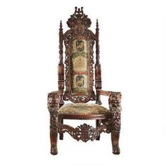 The Lord Raffles Lion Throne Chair Was: $2,250.00           Now: $1,999.00