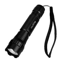 LuxPower Tactical V300 LED Flashlight 2 PACK  300 Lumens Best Mini CREE Handheld Light  Portable Zoomable Water  Shock Resistant  Ideal for Outdoors Home Emergency or GiftGiving >>> You can get additional details at the image link.