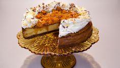 Arie's pompoen-cheesecake - Rudolph's Bakery | 24Kitchen