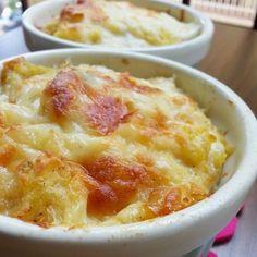 kahvaltılık patates suflesi