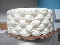 Billowing cake tutorial